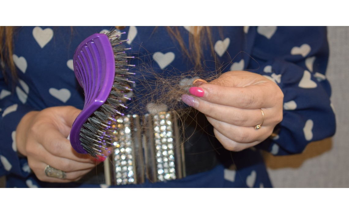 My story: From short and damaged to strong, healthy and beautiful hair