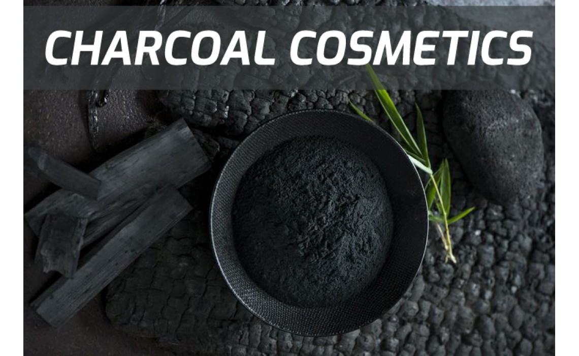 Charcoal cosmetics: get rid of toxins naturally