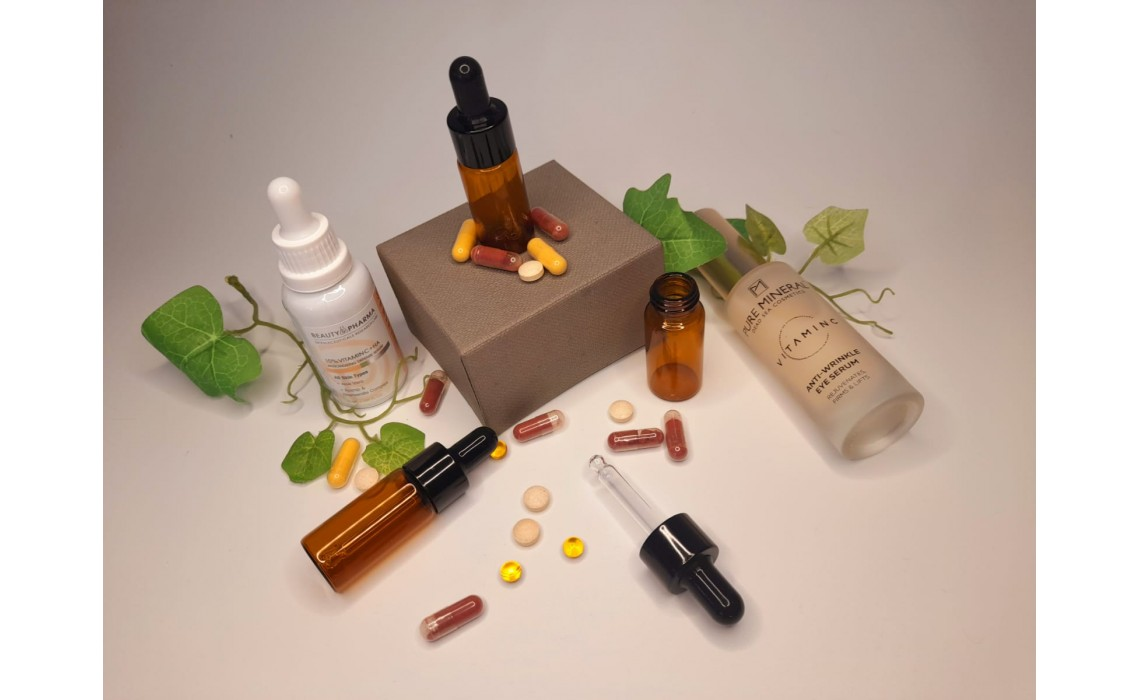 Vitamins that are necessary for your skin to be healthy and radiant!