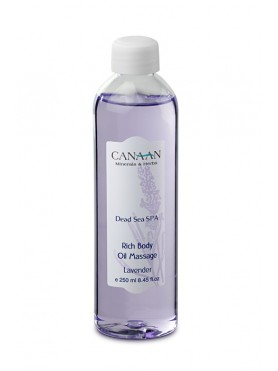 Rich Body Oil Massage - Lavender