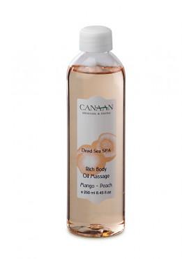 Rich Body Oil Massage - Mango-Peach