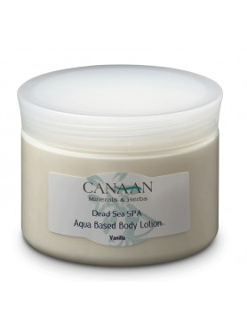 Aqua Based Body Lotion - Vanilla