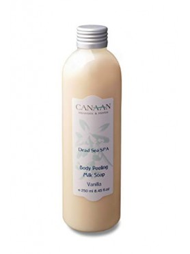 Body Peeling Milk Soap Vanilla