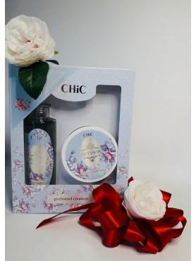 Perfumed Magnolia Amber Set #4