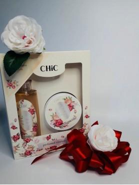 Perfumed Mandarin Musk Set #4