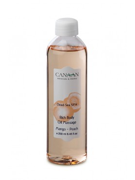 Rich Body Oil Massage - Mango-Peach