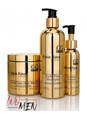 KAVA KAVA Glossy Gold kit