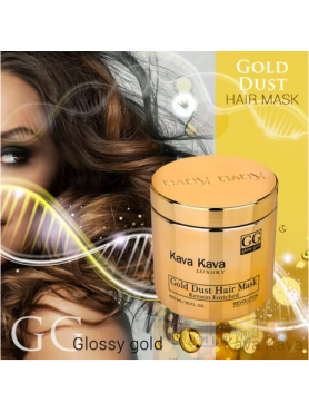 KAVA KAVA gold dust hair mask