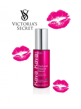 Perfumed rescue serum