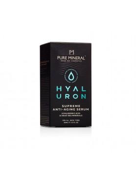 Supreme anti-aging serum with hyaluronic acid