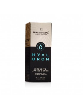 Intensive lifting serum with hyaluronic acid