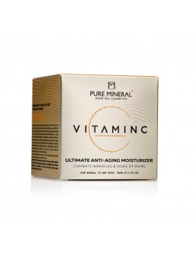 Ultimate anti- aging moisturizer with Vitamin C