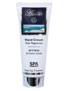 Hand cream rich magnesium