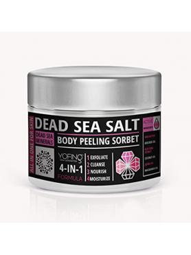 Dead Sea Salt Body Peeling Sorbet