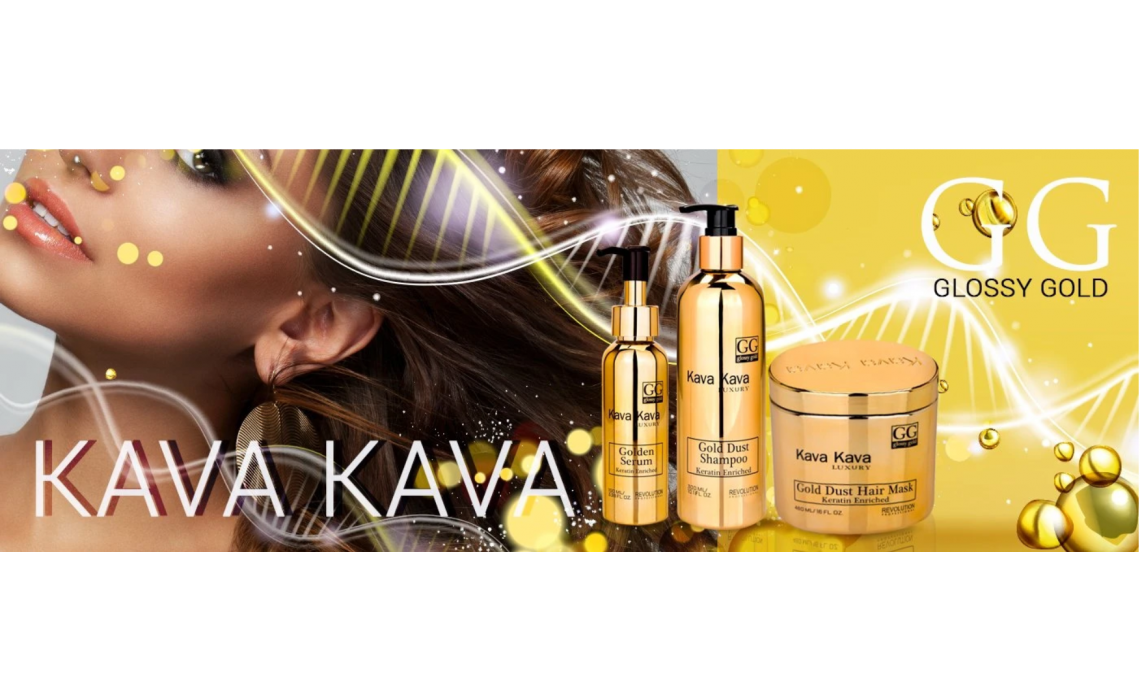 What do you get from applying the Gold series from Kava Kava?